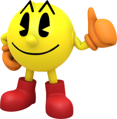 pacmanthumbsup